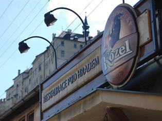 Restaurace Pod Hradem
