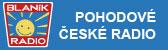 baner radia Blaník - stálý odkaz 168x50