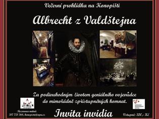 Albrecht z Valdštejna, konopišťský pán ZRUŠENO