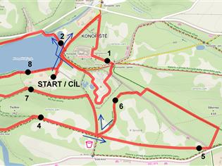 MATTONI FreeRun Park Race – Konopiště