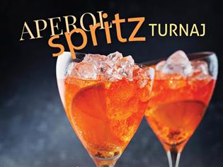 Aperol turnaj - Wine open golf tour 2020