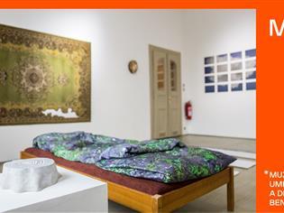 Komentovaná prohlídka výstavy Diana Winklerová / Po-city (online)