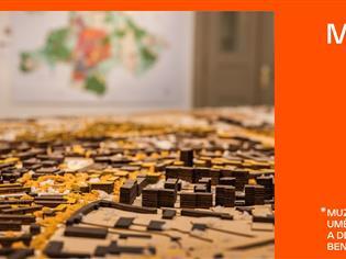 Komentovaná prohlídka výstavy DŮM X MUD / Architektura Benešova vol. 1 (online)