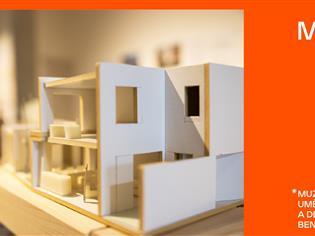 Komentovaná prohlídka výstavy DŮM X MUD / Architektura Benešova vol. 2 (online)