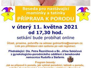 Příprava k porodu (online)