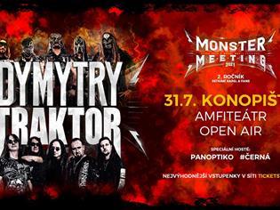 Monster Meeting 2021 – Konopiště open air