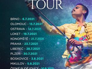 Queenie Universum Tour 2021 – ZRUŠENO