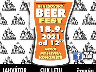 Benešovský beer festival