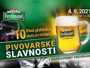 Ferdinandovy pivovarské slavnosti